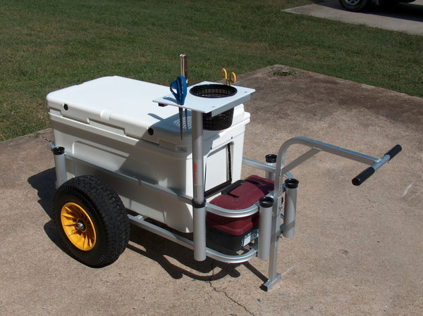 Fish N Mate Beach Fishing Cart by Angler's