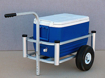 Fish N Mate Lil' Mate Beach Fishing Cart by Angler's