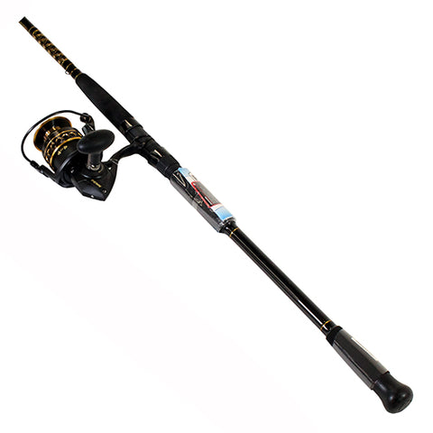 Surf Fishing Rods & Reels