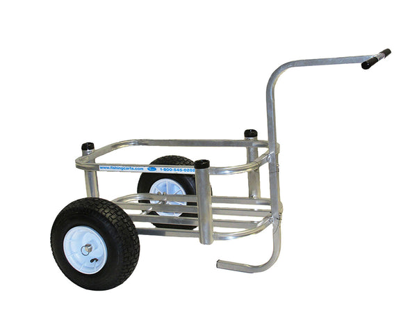 Reels On Wheels Buddy Fishing Cart