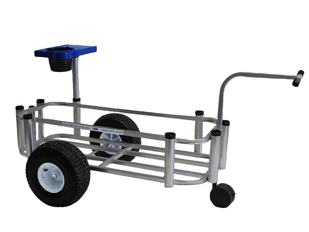 Fishing cart senior by Reels On Wheels