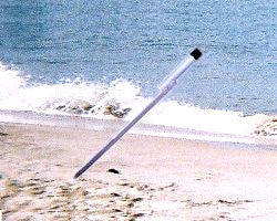 Sand Spike Rod Holder for Beach Fishing by CPI Designs