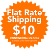 fishing cart flat rate shipping