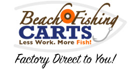 Beach Fishing Carts
