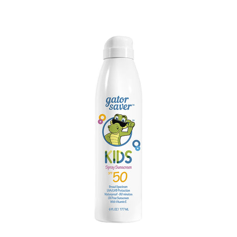Kids SPF 50 Spray Sunscreen