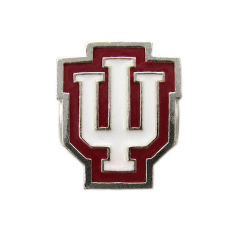Indiana University Cream IU Bead Charm (MOQ 2)