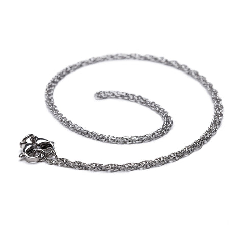 Stainless Steel Forever Necklace (2 MOQ)