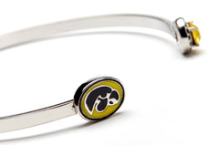 Iowa Hawkeyes Bangle