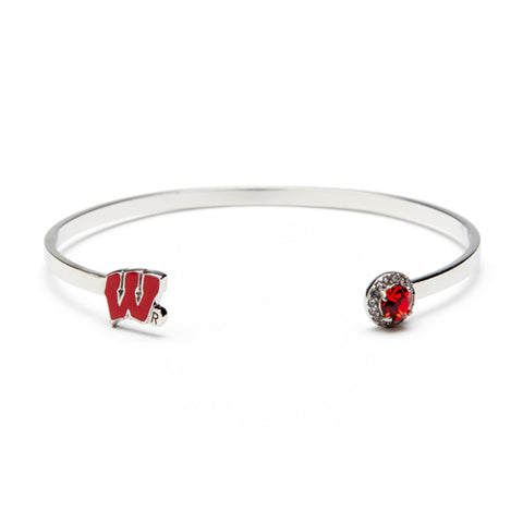 Wisconsin Bangle Bracelet (MOQ 2)