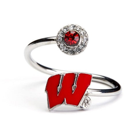 Wisconsin W Ring (MOQ 2)