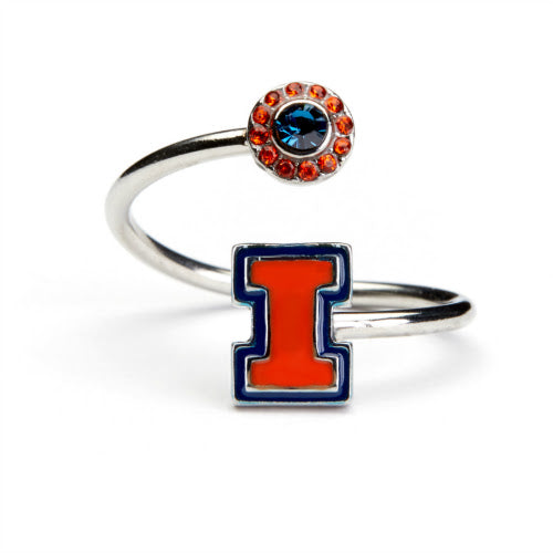 University of Illinois Ring - Fighting Illini Ring