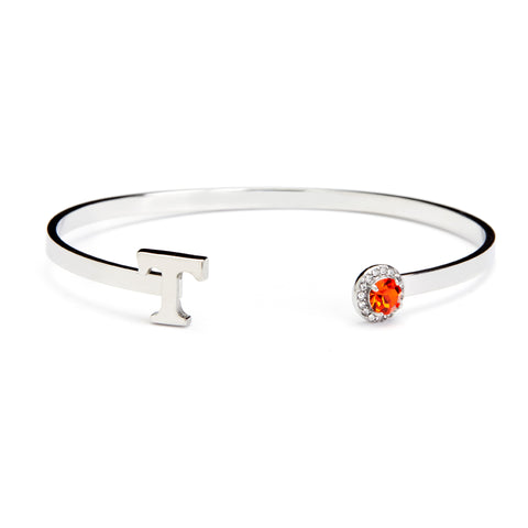 Tennessee Volunteers Bangle - Adjustable (MOQ - 2)