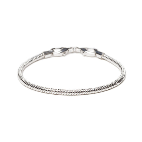 Stainless Steel Forever Bracelet Adjustable Size Options (2 MOQ)