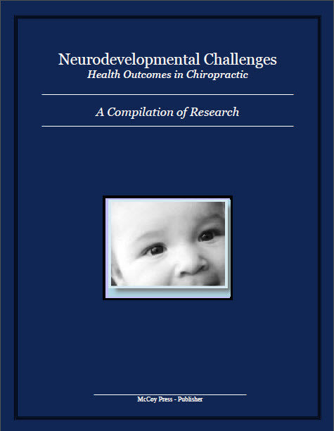Neurodevelopmental Challenges: Health Outcomes in Chiropractic
