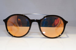 PRADA Mens Designer Polarized Sunglasses Black Wrap SPS 54I DG0-5W1 15286