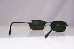 GIORGIO ARMANI Mens Unisex Designer Ski Sunglasses Black Shield GA 515 14819