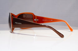 RAY-BAN 1990 Vintage Womens Designer Sunglasses Brown Oval JANESCA 1 14929
