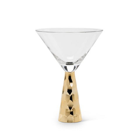 Chisel Base Martini cup /dessert cup