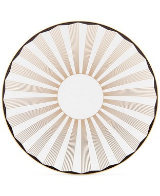 Brian Gluckstein by Lenox Audrey Bone China Accent Plate