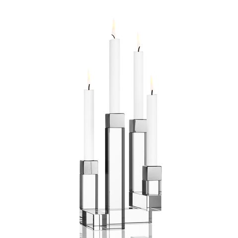 Chimney Candleholder (4 arm)
