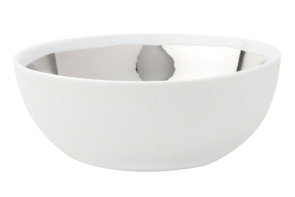 Dauville Platinum bowl- 3 sizes