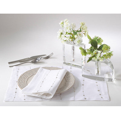 Cristaux napkins set of four