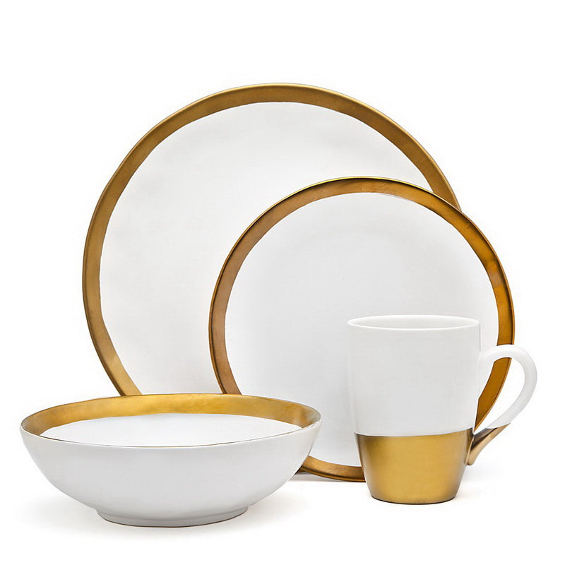 Terre D'or 4 Pc Dinner Set