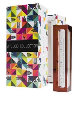 Apeloig Collection Acrylic Large Mezuzah - variety of colors