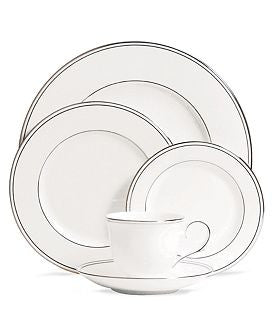 Lenox Federal Collection platinum or gold