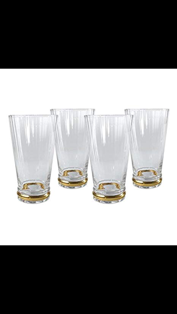 Jewel 12 piece Highball Glass Set