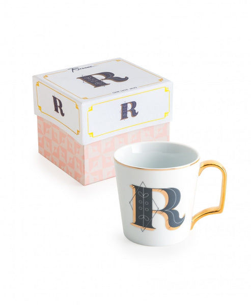 Love Letters mug - comes in different letters of the alphabet