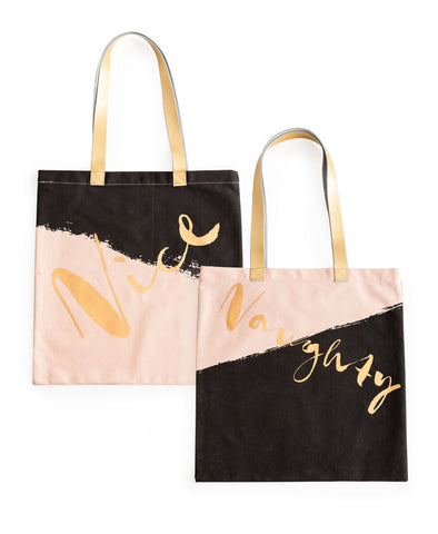 Anything Goes Tote Naughty & Nice