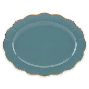 Marchesa Shades by Lenox Oval platter