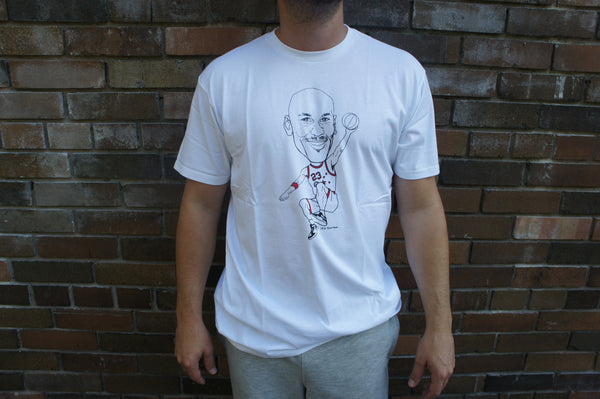 MJ Adult Teeshirt
