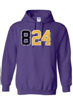 The Kobe Hoodie - Purple