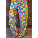 Women's Fleece PJ Pants - Hearts