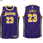 Lebron James Youth Stitched Jersey