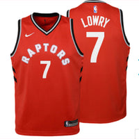 Kyle Lowry Youth Stitched Jersey