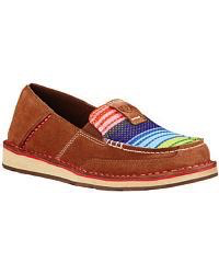 Ladies Ariat Serape Cruiser