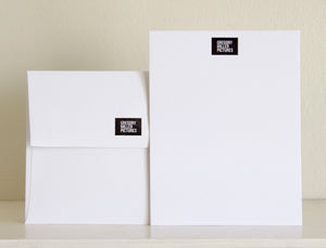 Custom Notecards + Envelopes