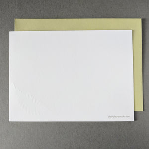 Fern Notecards