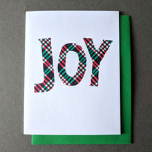 Plaid Joy! Christmas Cards