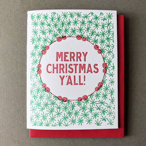 Merry Christmas Y'all: Christmas Cards