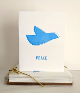 Peace : Christmas Cards