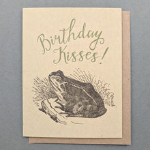 Birthday Kisses! Happy Birthday Card