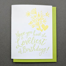 Pretty Floral Happy Birthday Card