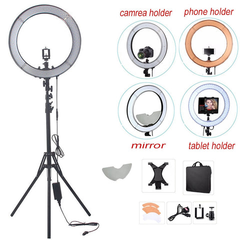 18 Inch Dimmable Ring Light - FREE SHIPPING