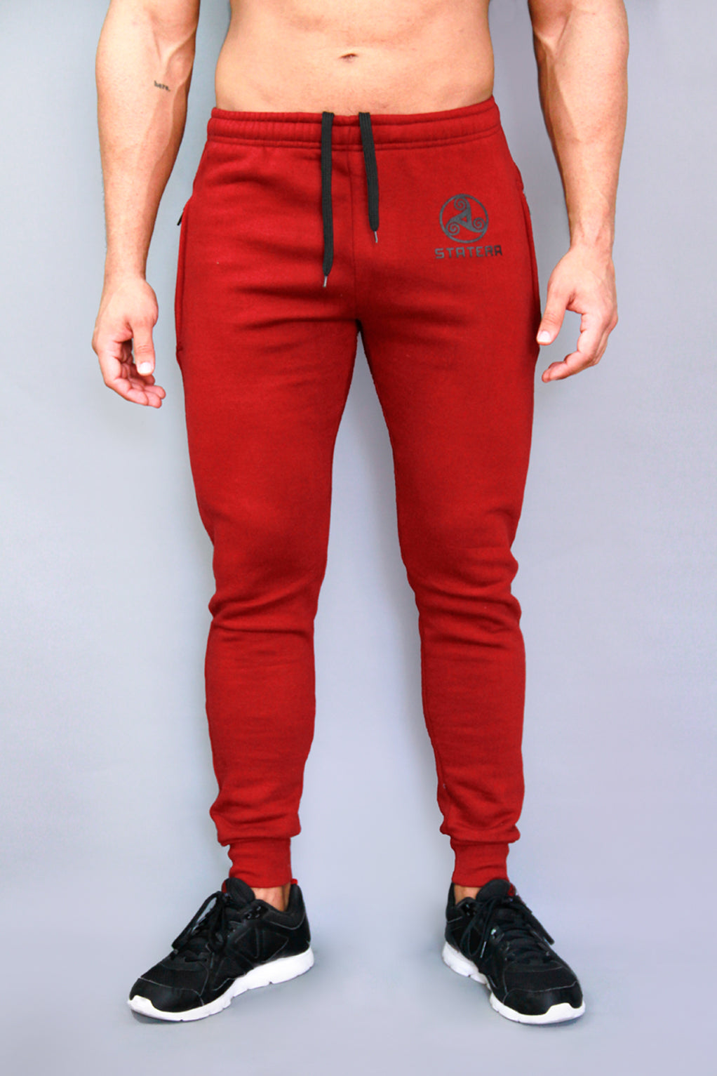 PANTALÓN THERMATEK  - GRANATE - Statera Apparel