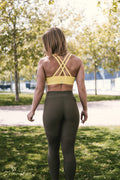 GREEN DIAMOND - Leggings - Statera Apparel