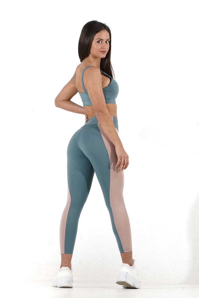 Infinity Blue - LEGGINGS